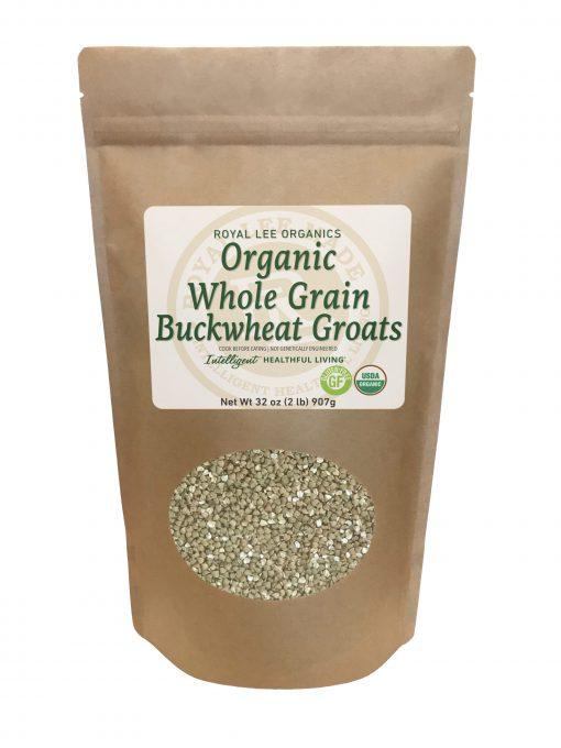 Buckwheat Groats from Royal Lee Organics 2 lbs