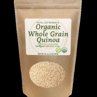 Organic Quinoa from Royal Lee Organics