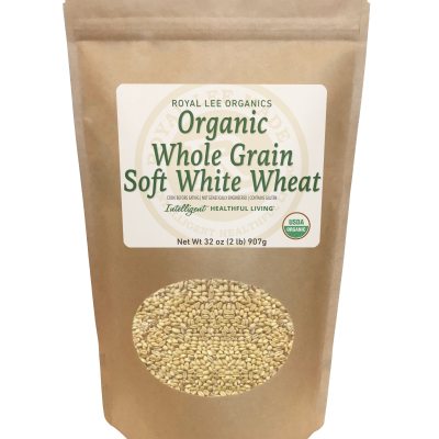 Soft White Wheat from Royal Lee Organics