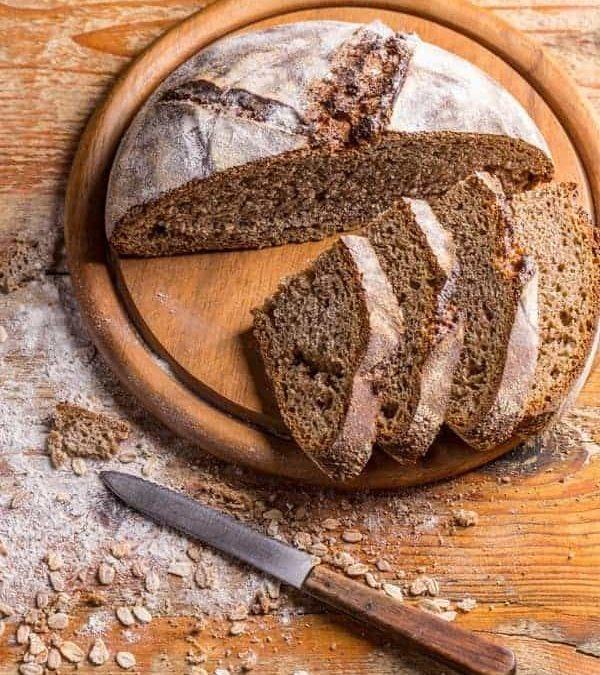 Traditional Boston Brown Bread