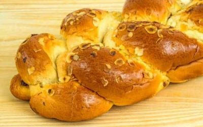 Gluten-Free Challah Bread Recipe with Oat and Quinoa