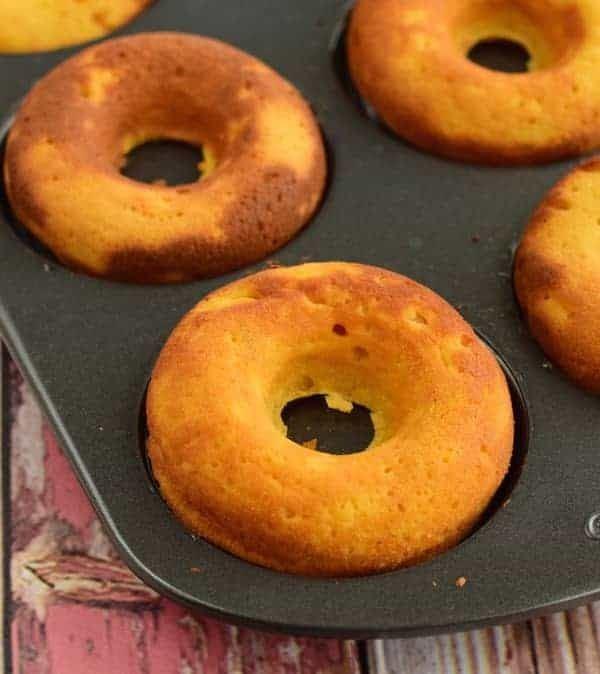 PB & J Quinoa Donuts