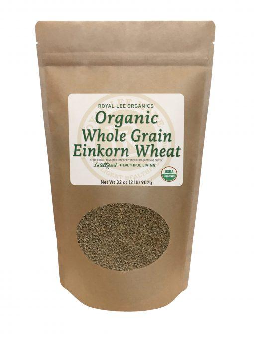 Einkorn from Royal Lee Organics