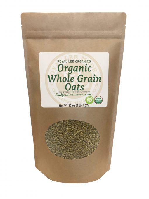 Oats from Royal Lee Organics