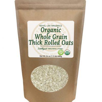 Oatmeal from Royal Lee Organics
