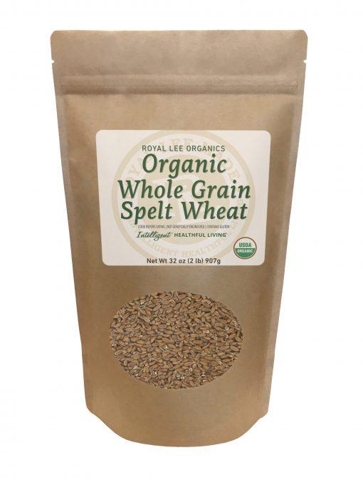 Spelt from Royal Lee Organics